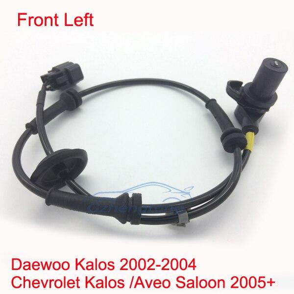 ABS Wheel Speed Sensor Chevrole Kalos Aveo Saloon T200T250 Daewoo Kalos Saloon Klas 96473221 96534910 96959997 P96959997