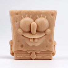Nicole R1663 Silicone Soap Mold Cartoon Pattern Handmade Making Mould