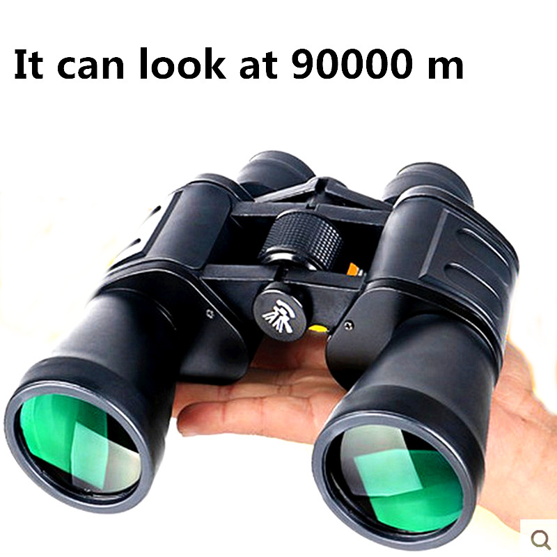 60x60 Binoculars Telescope Outdoor Hunting Hiking Military Standard Grade High-Powered Binoculars Anti-fog HD Spectacles