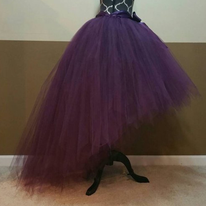 Halloween Available tutu skirt Fully LINED purple Tutu Adult tutu fairy cut edge bride tulle princess tutu skirt цена и фото