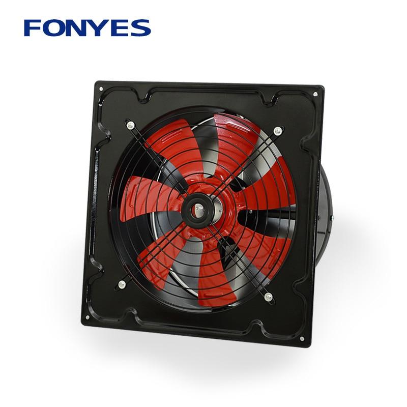 FONYES industry exhaust fan Kitchen fumes Exhaust fan Exhaust fan Wall type Strong high speed Ventilation fan 14 inch цена