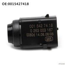Car Kit PDC Parking Sensor 0015427418 For Mercedes-Benz W203 W209 W210 W211 W220 W163 Auto Alarm Systems Electronics