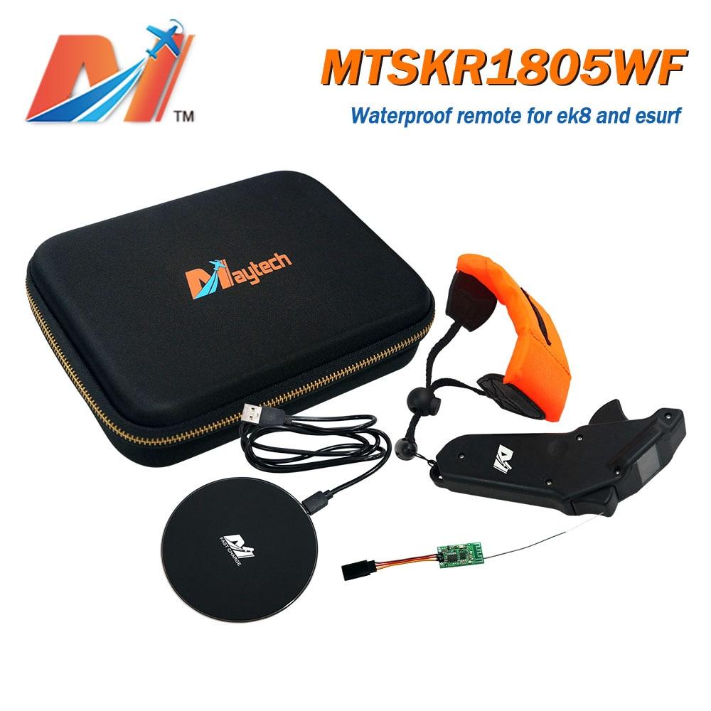 Maytech waterproof remote electric skateboard longboard electric hydrofoil surfboard efoil remote controller