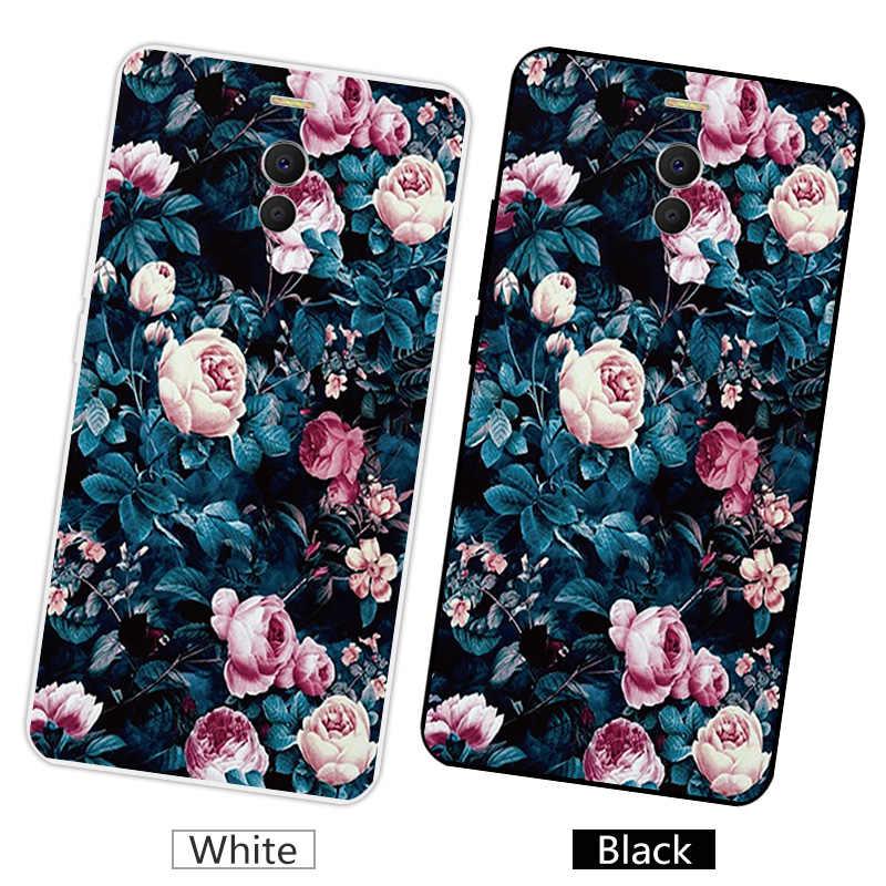 Für Meizu M6 Hinweis/Blue Charm Hinweis 6 Note6 Weiche TPU Silikon telefon Fall 5,5 zoll für Meizu M6 Hinweis Luxury Klar Mainstream Fundas