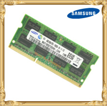 Samsung Laptop bellek DDR3 4 GB 1333 MHz PC3-10600S dizüstü RAM 10600 4G