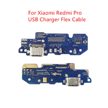 for Xiaomi Redmi Pro USB Charger Port Dock Connector PCB Board Ribbon Flex Cable Charging Port Component Replacement Spare Parts