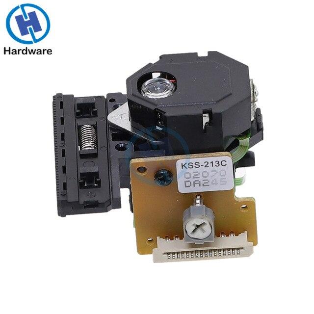 1 pc 블랙 KSS-213C 광학 픽업 레이저 렌즈 레이저 헤드 dvd cd 플레이어 수리에 적합