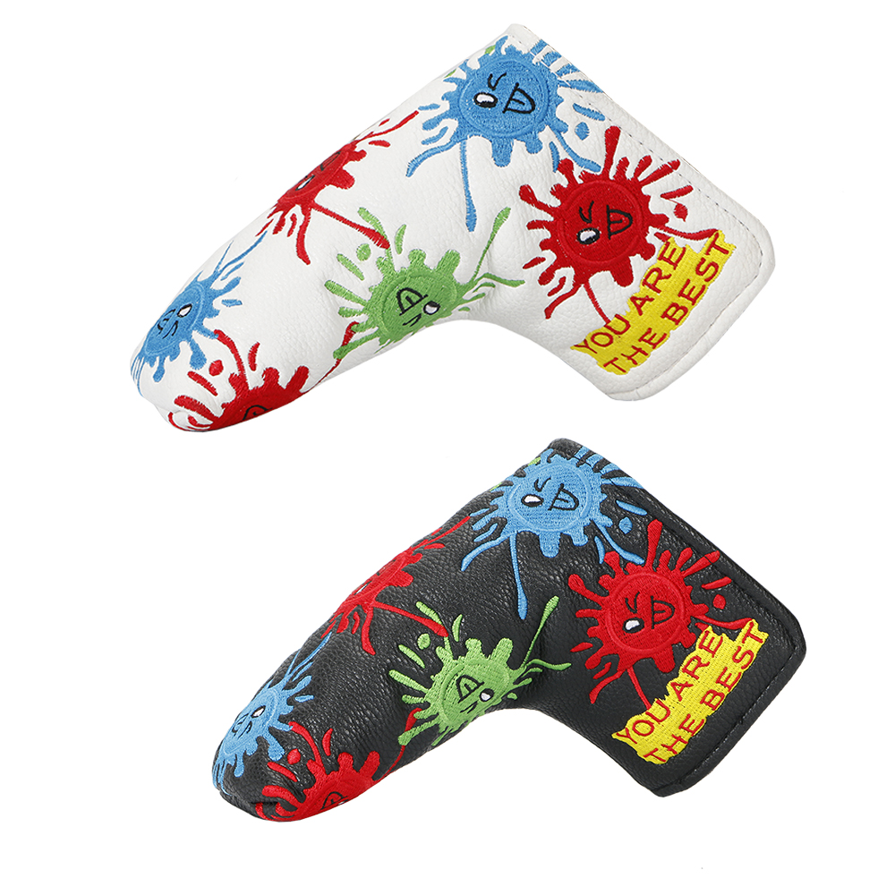 Image 2 - Brand New Golf Putter Head cover pu putter clubs for Blade Golf Putter Free Shipping-in Golf Clubs from Sports & Entertainment