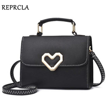 REPRCLA Luxury Handbags Women Bags Designer Leather Shoulder Bag Flap Crossbody Bags Fashion Small Women Messenger Bags