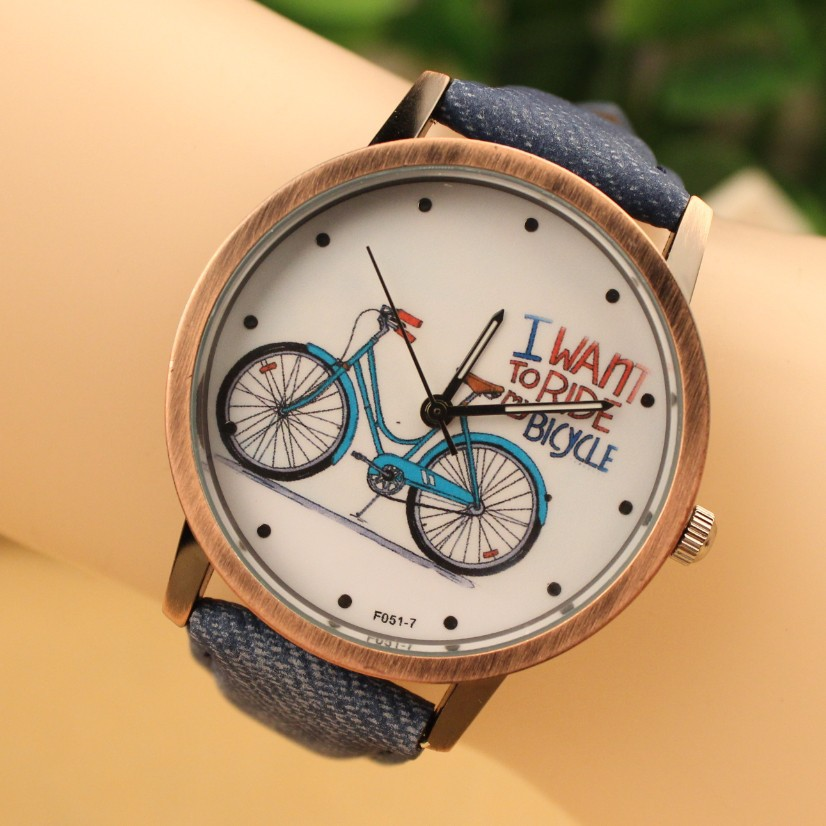 two clocks watches clock better and bike recycled bicycle wheels higdon