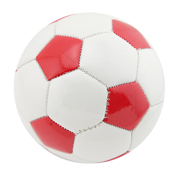 c74a79e63 PU Soccer Ball Kid Child Playing Small Extra Strong Sports Soccer Football  Size 2 15cm Random Color