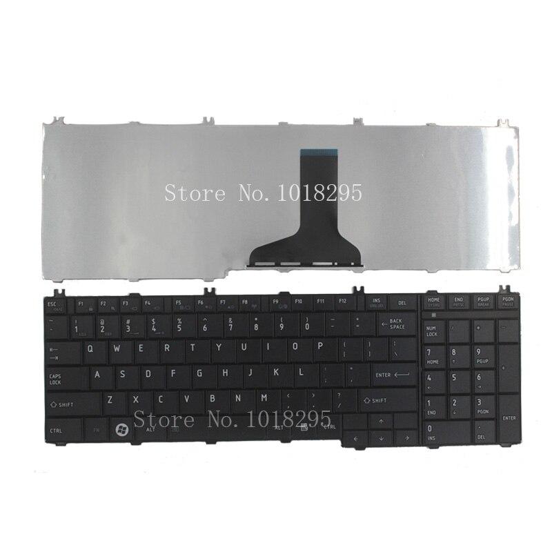 Pour Toshiba Satellite L670 L670D L675 L675D C660 C660D C655 L655 L655D C650 C650D L650 C670 L750 L750D NOUS ordinateur portable clavier