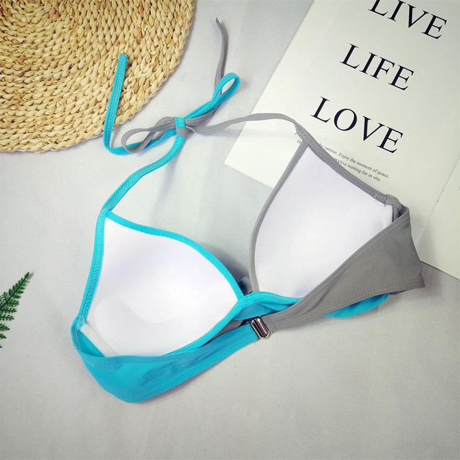 HTB1mqzCBZuYBuNkSmRyq6AA3pXau Sexy Bikini Push Up Swimwear Women biquinis feminino 2018 mujer Swimsuit tanga Swimming Bathing Suit Plus Size Bikinis Set XXXL