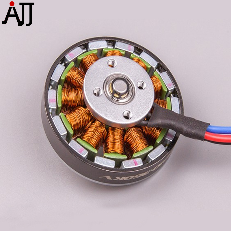 Rctimer 12N14P 5010 360KV Professional Brushless Motor 5010-14 for FPV Quadcopter RC Multirotor Motors 4set lot universal rc quadcopter part kit 1045 propeller 1pair hp 30a brushless esc a2212 1000kv outrunner brushless motor