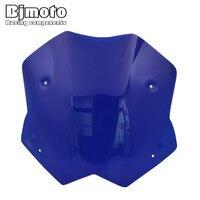 BJMOTO For Yamaha TMAX 530 Motorcycle Windscreen Windshield Deflectors For Yamaha T Max 530 Tmax 530
