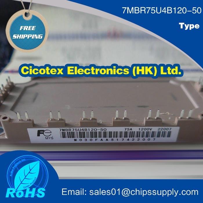 7MBR75U4B120-50 7MBR75U4B12050 модуль IGBT