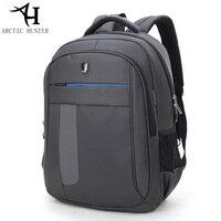 ARCTIC HUNTER Travel Backpack Bag Men Waterproof Nylon School Backpack Large Capacity Laptop Backpack Shoulder Bag