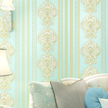 Fashion modern non-woven wallpaper tv background wall vertical stripe all-match 3d wallpaper wallpaper eco friendly non woven 3d three dimensional sculpture fashion wallpaper tv background wall wallpaper