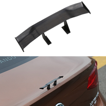 Universal Rear Trunk Spoilers Tail Wings Sticker For BMW M Power Performance E70 Z4 I8 M2 M3 M4 M5 M6 M8 E39 E46 E90 F10 F30 E60 image