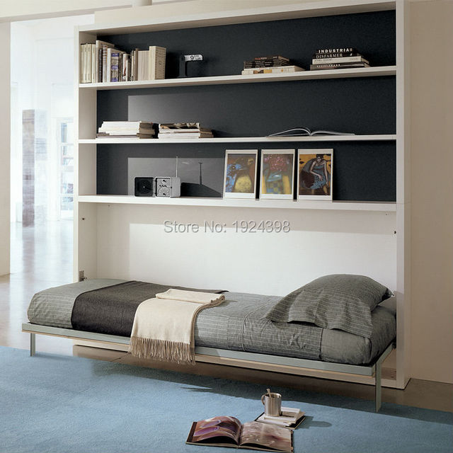 Attirant Solid Murphy Bed In Transformable Furniture,Hidden Muphy Bed,Wall Bed