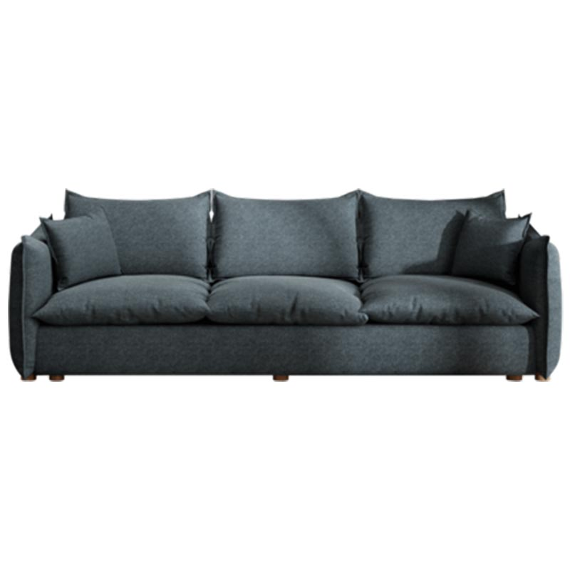 Galleria fotografica Nordic fabric living room combination of modern minimalist washable corner <font><b>sofa</b></font>