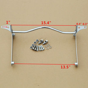 Image 5 - Motorcycle Driving Fog Light Mounting Bar For Indian Chief Classic 14 18 Dark Horse 16 20