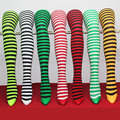 Women Street Fashion Zebra Stripes Pantyhose Milk Silk 70D Zebra Pantyhose Tights Legwear