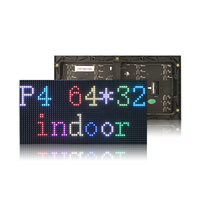P4 SMD2121 RGB full color led display module,indoor LED panel, 1/16 scan 256*128mm, text, pictures, video show