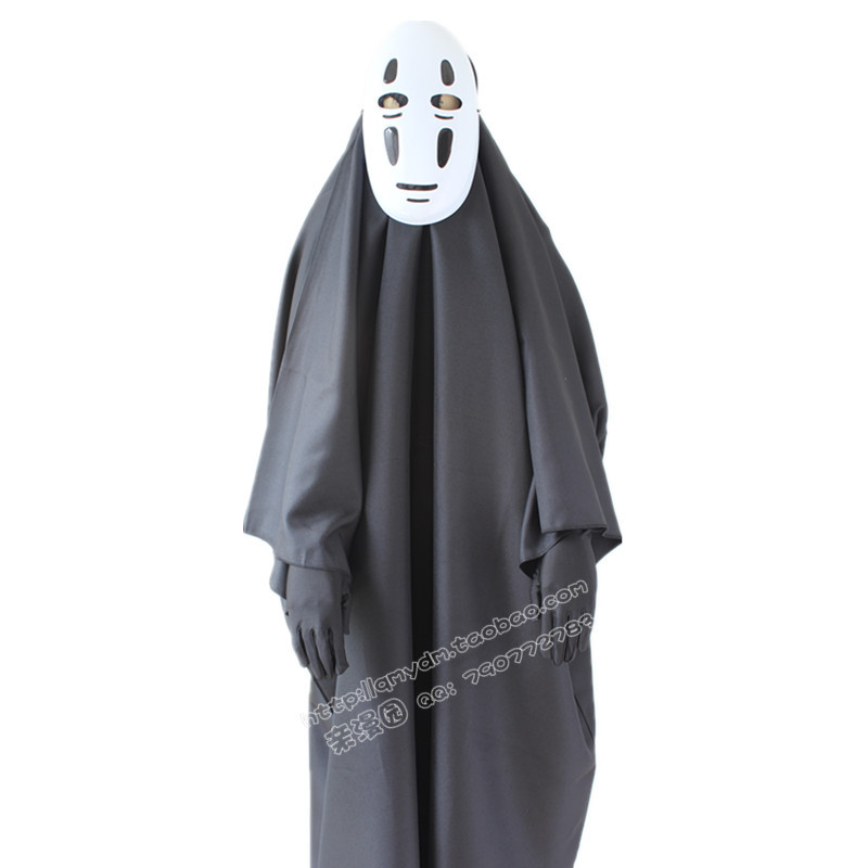 aliexpresscom buy halloween cos spirited away spirited streets of slender slendr a set of cosplay costume mask and glove from reliable halloween set - Halloween Costume Slender Man