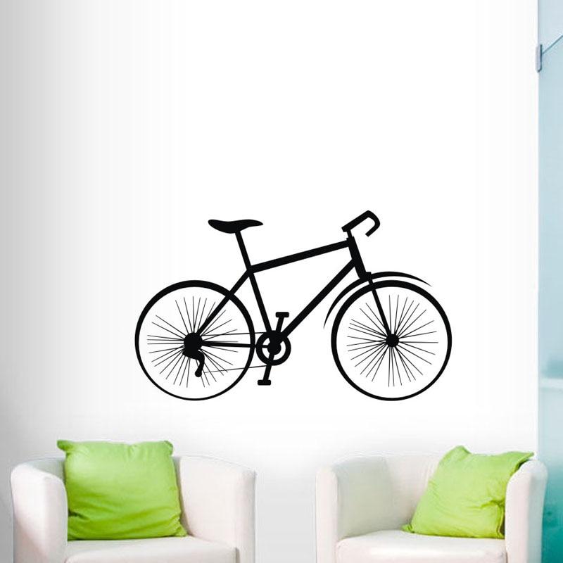 aliexpress : buy road bike wall stickers for children bedroom