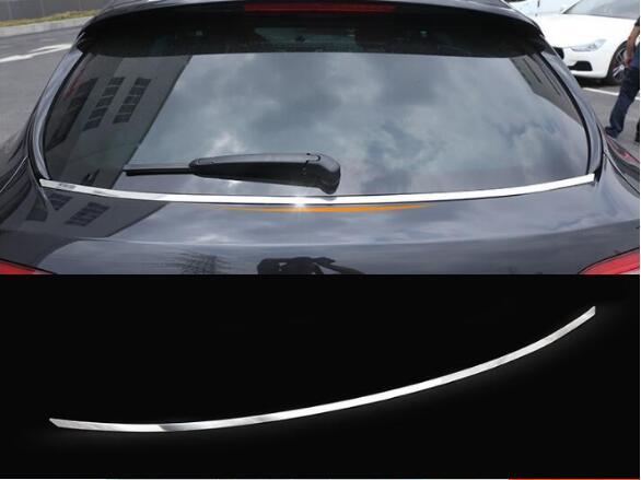 JIOYNG Edelstahl AUTO Hinten Stamm Deckel Abdeckung Trim Passt Für Maserati Levante 2017 2018-in Chrom-Styling aus Kraftfahrzeuge und Motorräder bei GXC.188 Store