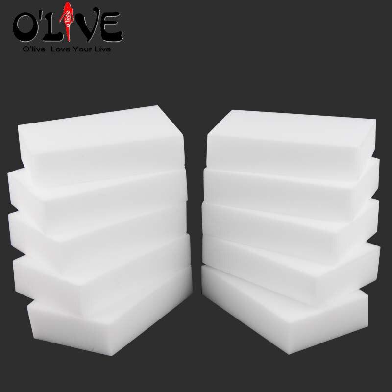 Magic Eraser On Car >> Us 0 24 50 Off 2 Pcs Melamine Sponges White Nano Sponge Dishwashing Kitchen Home Magic Eraser Car Cleaning Multi Functional Household Cleaner In