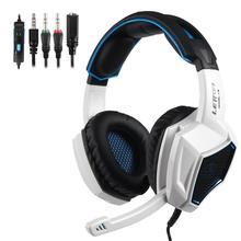 Игровые наушники Проводная игровая гарнитура с микрофоном для sony PS4 Play Deep Bass для ПК компьютера геймера планшета PS4 X-BOX Q70