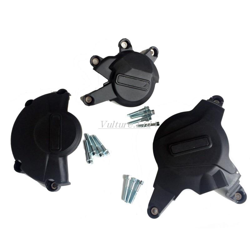 Новый мотоцикл двигателя статора Чехол гвардии Защита наборы для гоночных случае ГБ для Honda CBR600RR 07-16 15 14