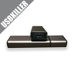 Image 3 - 2019 USBkiller USB killer W/สวิทช์ USB รักษา world peace U Disk Miniatur High แรงดันไฟฟ้าเครื่องกำเนิดไฟฟ้า
