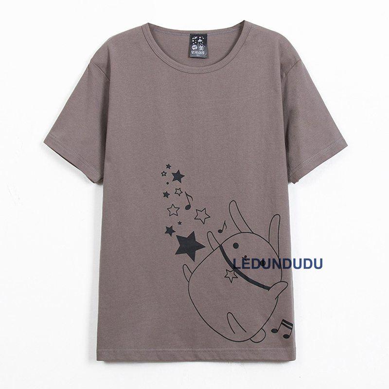 DE ANIMATIE Zes Zwaartekracht SHIWASU KAKERU T-shirts MUTSUKI HAJIME - Carnavalskostuums - Foto 3