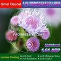 1.61 Digital de Forma Livre Prerição Progress Não-Line Multi-Focal Personalizado Com Revestimento Anti-Reflexo 2 Pcs