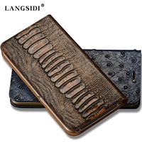 High Quality Genuine Cowhide Leather Case For Xiaomi Mi Note Mi Note2 Note 2 Stand Wallet