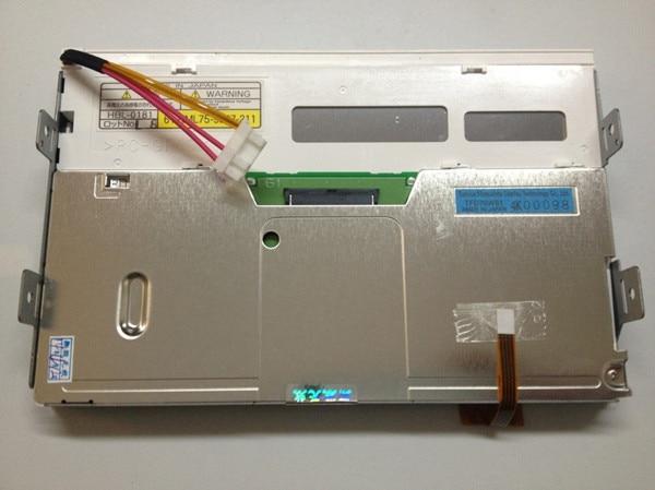 Фирменная новинка автомобиль DVD/GPS навигации tft ЖК-дисплей Экран дисплея tfd70w61 ЖК-дисплей Панель и Сенсорный экран