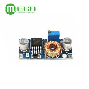 Image 3 - XL4005 DSN5000 מעבר LM2596 DC DC מתכוונן צעד למטה אספקת חשמל מודול 5A גבוהה הנוכחי גבוהה כוח