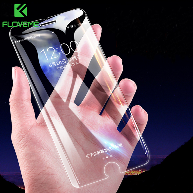 0.33mm Ultra Thin Protective Glass Film For iPhone