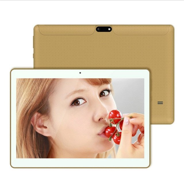 "ZONNYOU 10 inch 3G Phone Call Android 7.0 Tablet PC MTK6580 Octa Core 2GB RAM 32GB ROM GPS 3G 1280*800 IPS Tablet 10"" WIFI Gifts"
