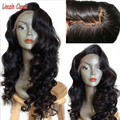 Best 8A Glueless Full Lace Wigs Virgin Brazilian Wavy Hair Wigs with Bleached Knots Full Lace Human Hair Wigs For Black Women