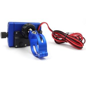 Image 4 - אלומיניום עם USB טעינת פונקצית אופנוע אופניים מחזיק טלפון סוגר עבור Iphone xs xr טלפון מחזיק GPS מכשיר 3.5  6.2 אינץ