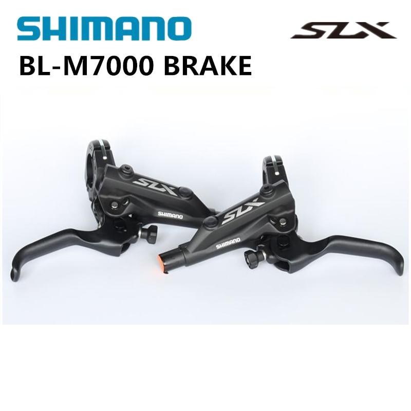 Shimano SLX BL-M7000 LEVIER DE FREIN À Disque Hydraulique De Frein Leviers Gauche et Droite VTT Vélo Pièces