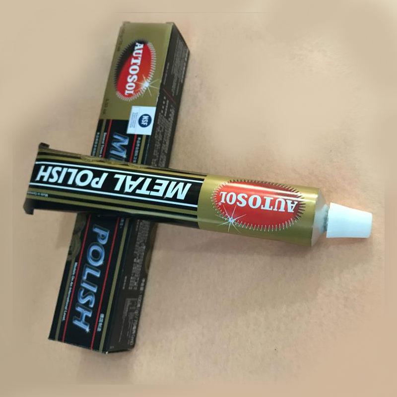 Metal Polishing Paste Scratch Repair Metal Band Grinding Multifunction Copper Cream 50 G