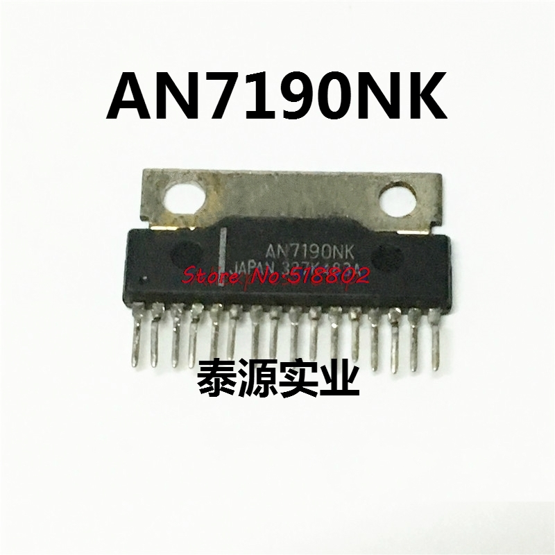 1pcs/lot AN7190NK AN7190 ZIP-15 In Stock