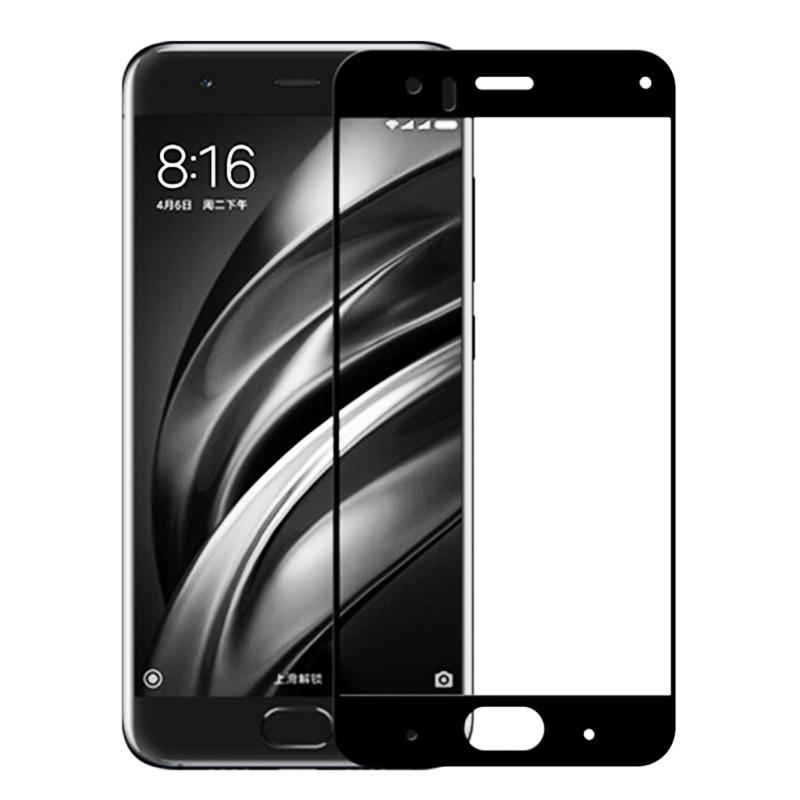 Tempered Glass For Xiaomi Mi 6 5 Mi6 Mi5 Mi5S Plus Mi5C Mi 8 9t Pro Cc9 Mi9 SE Mi8 Lite Full Cover Screen Protector Front Film