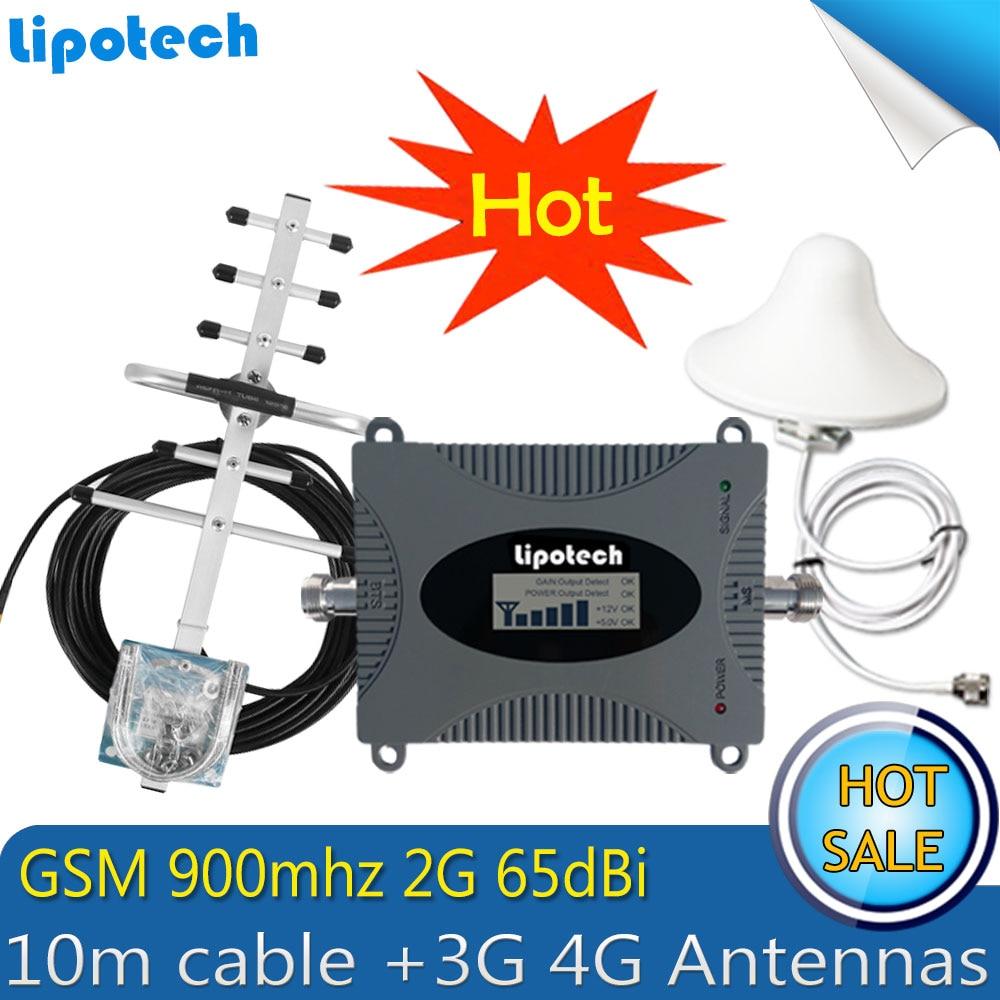 Lintratek GSM 2g Cellular Signal Repeater GSM 900 Handy Verstärker 900 mhz Booster