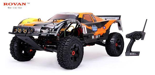 Бесплатная доставка! Baja 260 т Новый стиль 1/5 26cc Egine терминатор 5 т автомобиля NGK + Walbro668 + сс выхлопная труба